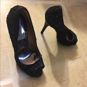 Badgley Mischka Pumps Heels 9